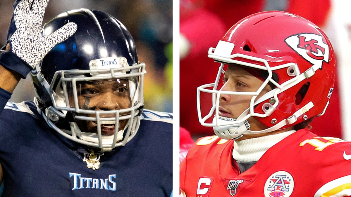 Updated Titans vs. Chiefs Odds, Spread & Over/Under: AFC Championship Line Has Settled After Initial Movement article feature image