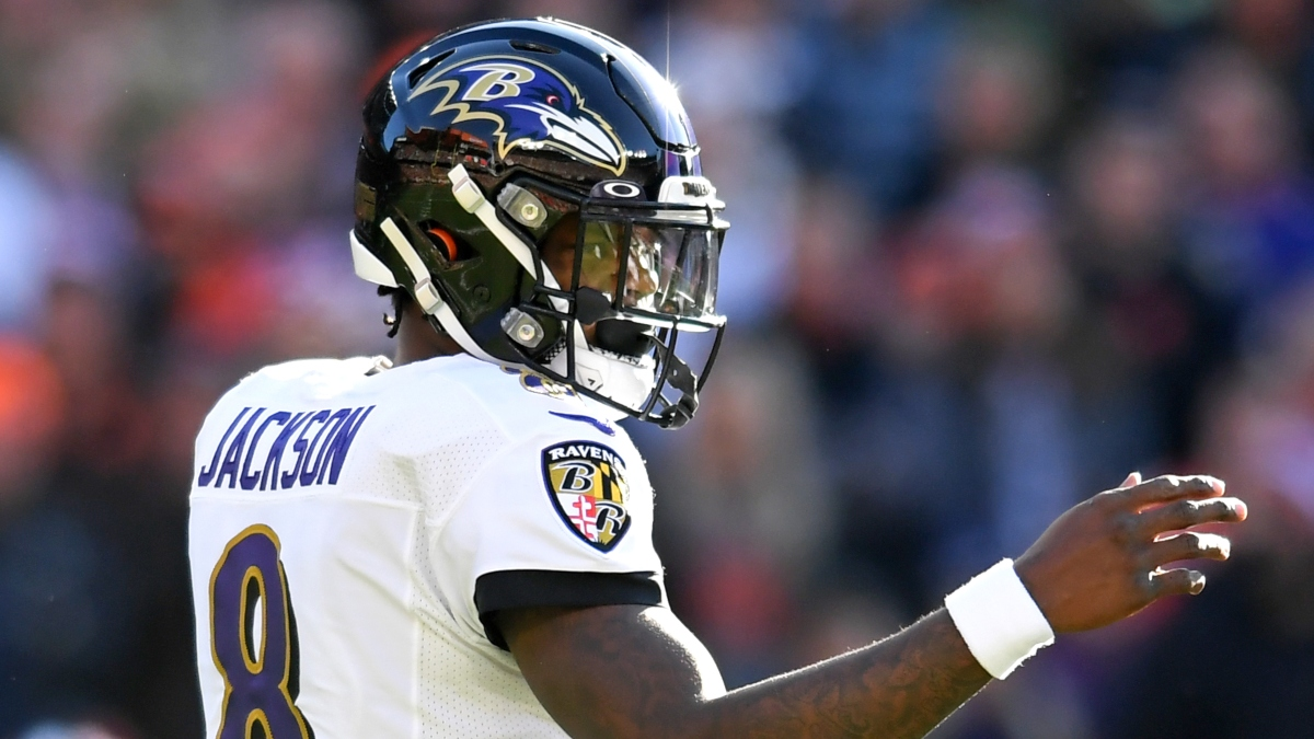Updated Titans vs. Ravens Odds: Books Still Offering 10-Point Spread for Divisional Round article feature image