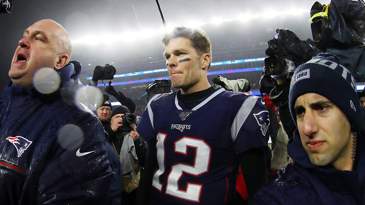 Updated Odds on Where Tom Brady Will Sign Now That Patriots Are Out of the Picture article feature image