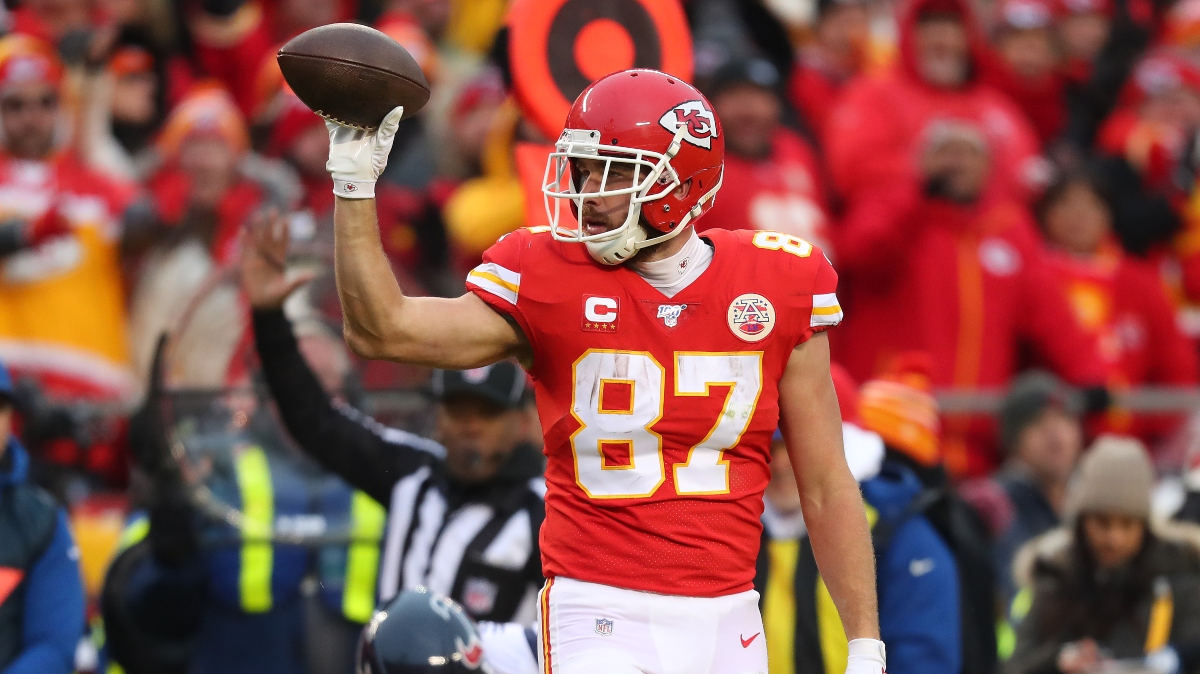 Updated Super Bowl 54 Odds: Chiefs & 49ers Co-Favorites Heading into Conference Championship Games article feature image