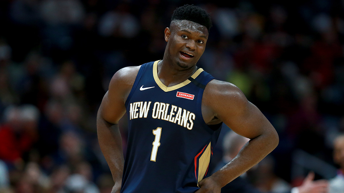 Bet $1, Win $100 if Zion Williamson Scores a Point vs. the Celtics article feature image