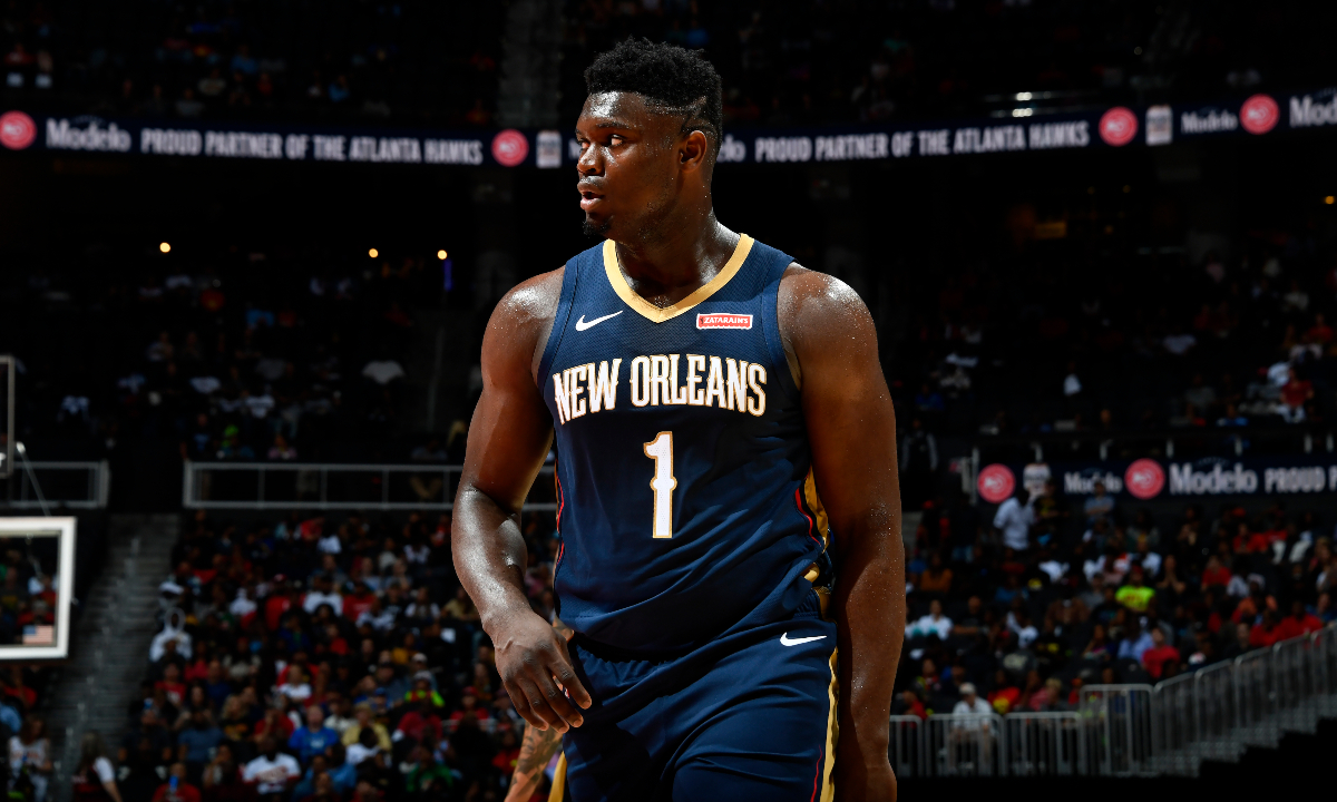 DraftKings Sportsbook Best Promo Code & Bonus (Tuesday, Jan. 28): The Zion Williamson Prop Booster article feature image