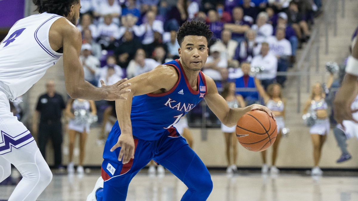 2020 College Basketball National Championship Odds Tracker: Kansas Pulling Away From the Pack article feature image