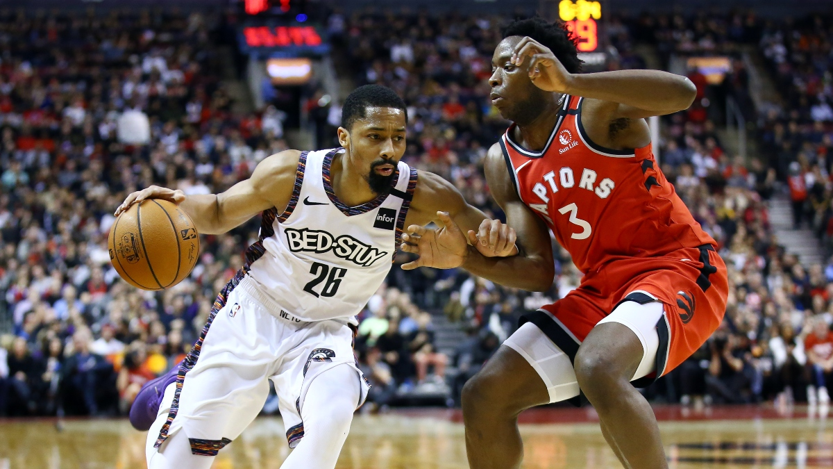 Raptors vs. Nets Odds, Betting Picks & Predictions: Can Brooklyn Slow Down the NBA's Hottest Team? article feature image