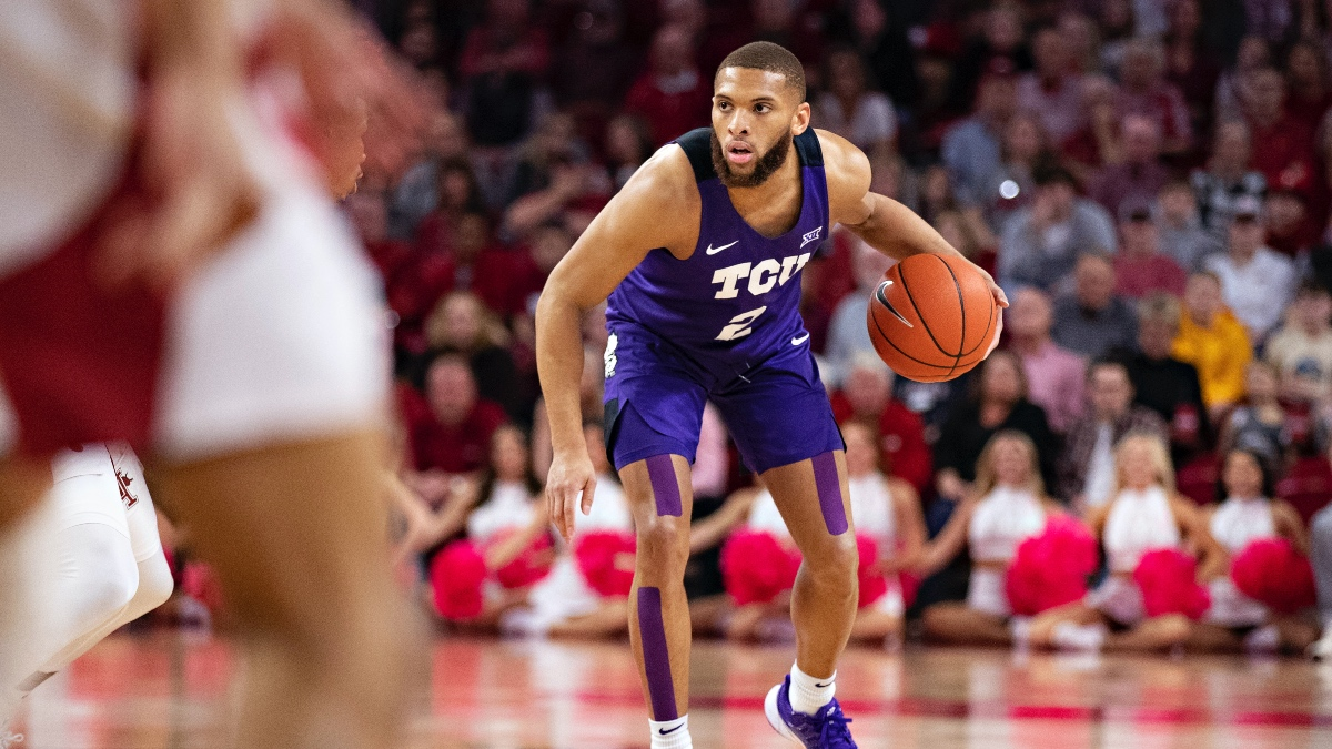 TCU vs. Texas Tech Betting System Pick: Poor Recent Form Creating College Basketball Value article feature image