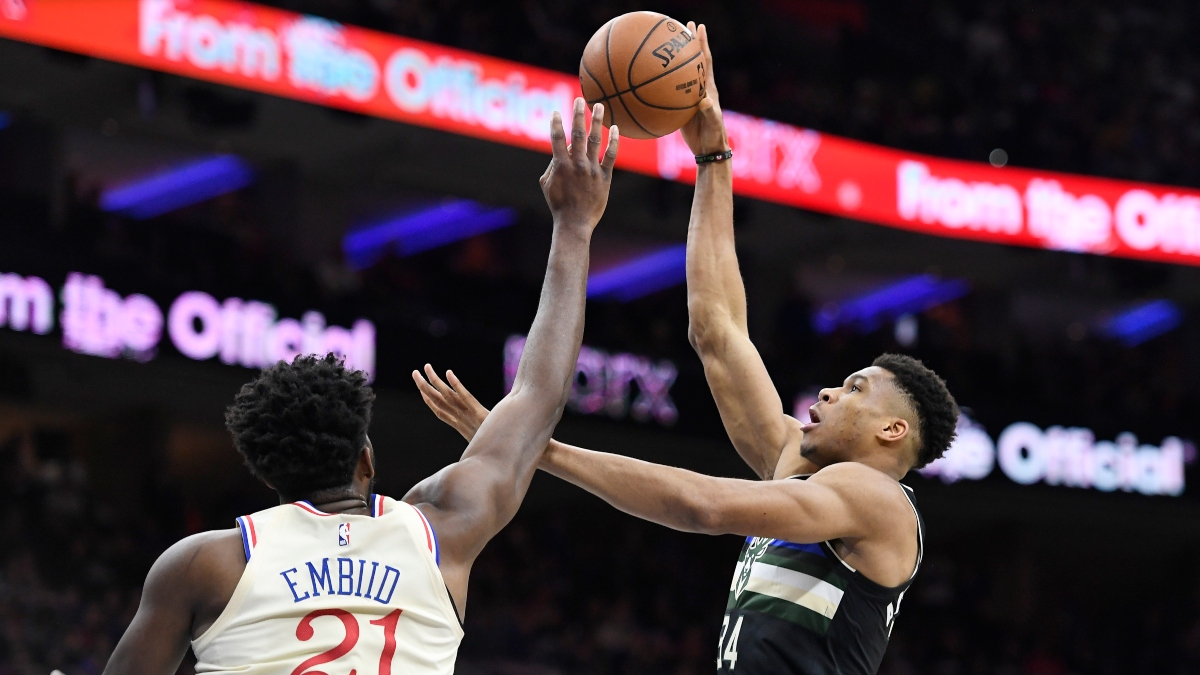 76ers vs. Bucks Betting Picks, Odds & Predictions: Will the Sixers Finally Show Up on the Road? article feature image