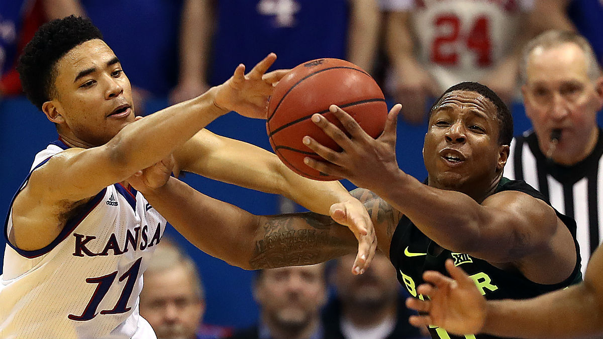 Kansas vs. Baylor Betting Picks, Odds & Predictions: Are the Jayhawks Undervalued on the Road? article feature image
