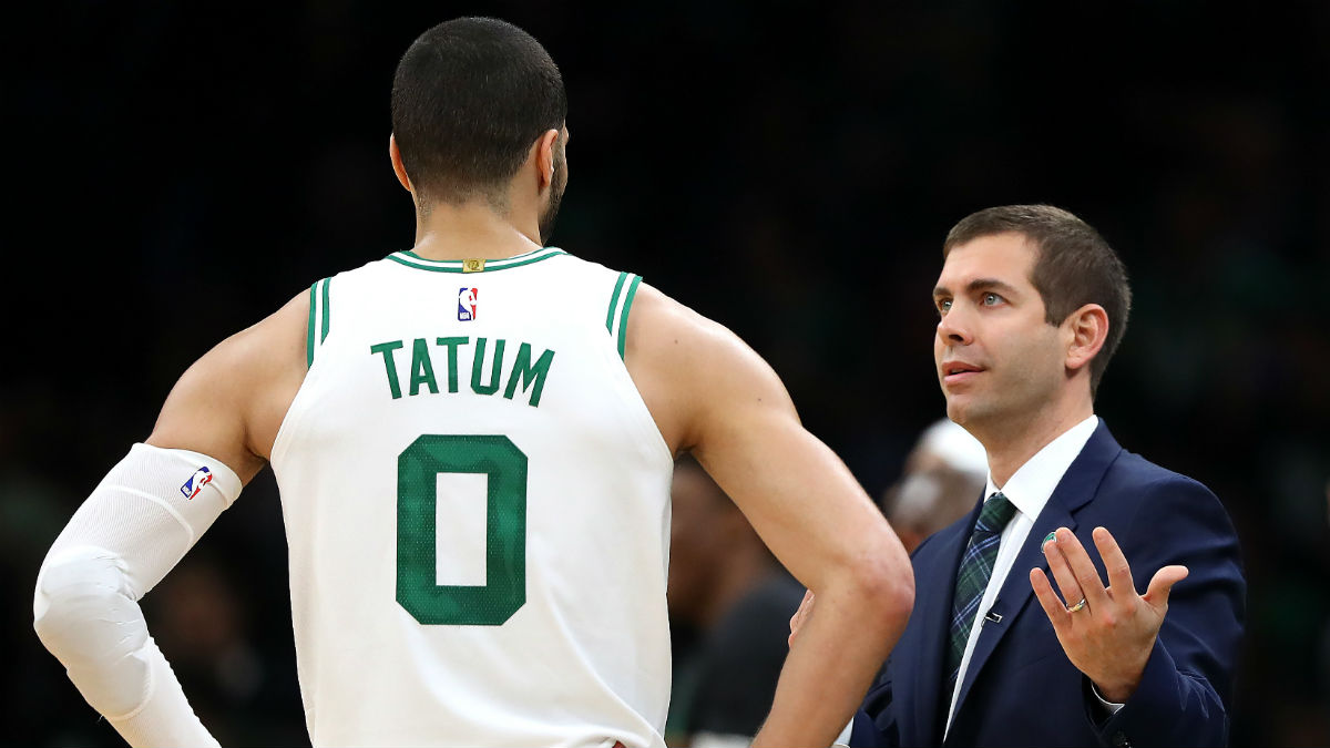 Moore's NBA Betting Angles, Picks: Another Back-to-Back for Brad Stevens Wednesday article feature image