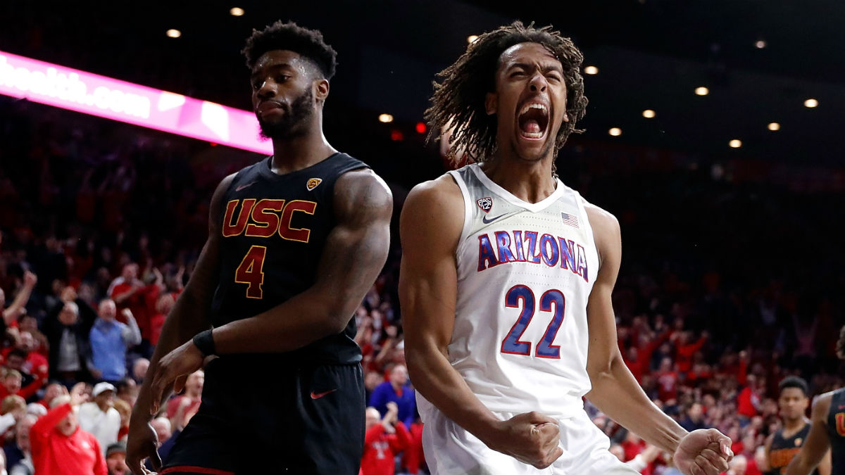 College Basketball Betting Odds & Picks: How to Bet the Oregon State-Arizona Total article feature image
