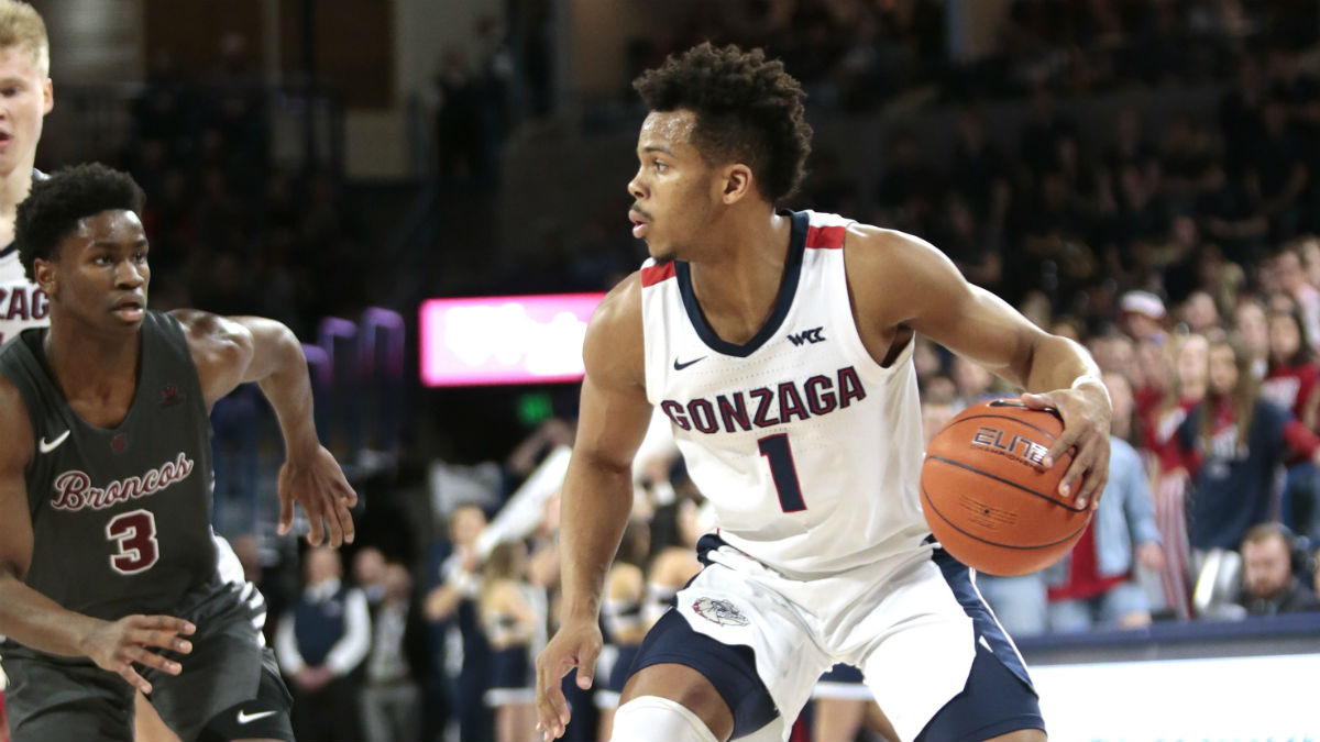 Gonzaga vs. BYU Odds & Picks: Will Zags' Offense Be Too Much? article feature image