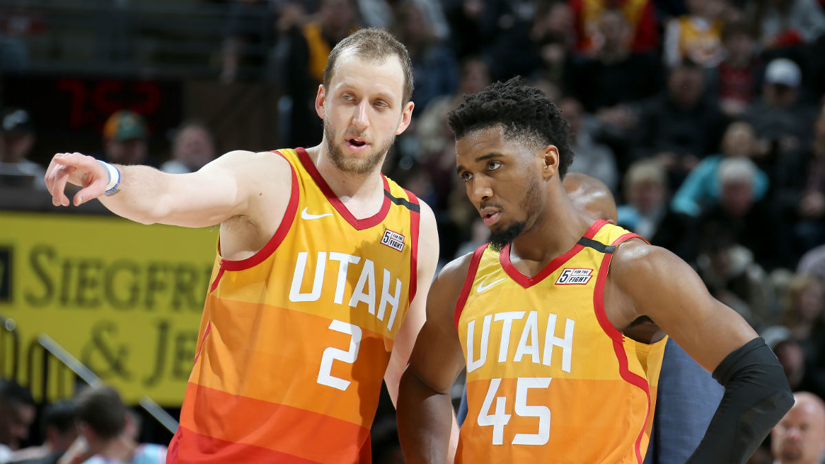 Moore's Monday NBA Angles & Betting Picks: Riding With the Over on a Crazy-High Total article feature image