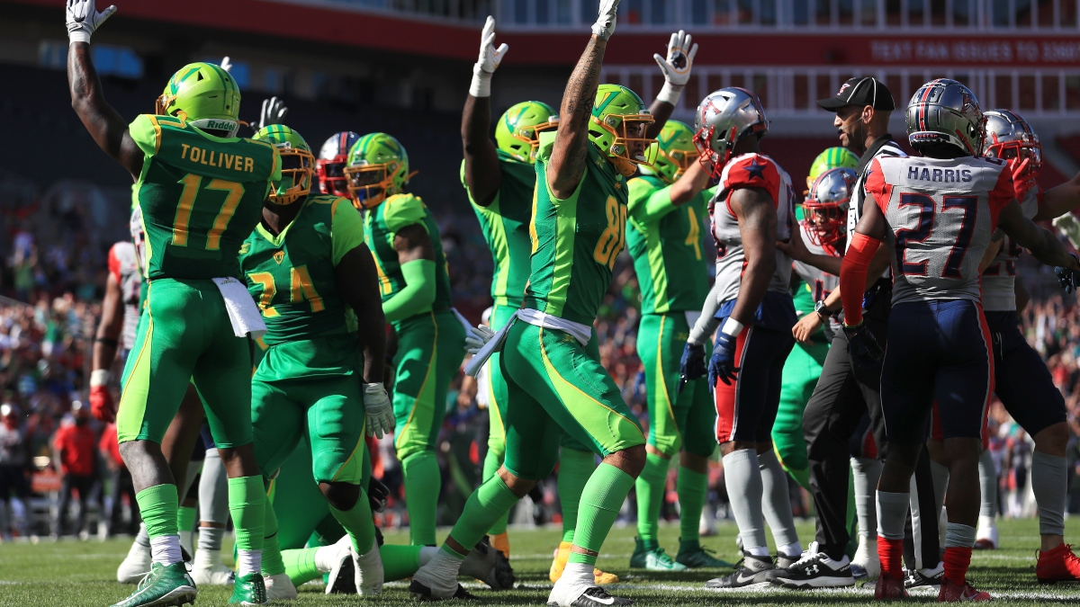 Top Betting Trends to Know for Week 4 of the XFL article feature image