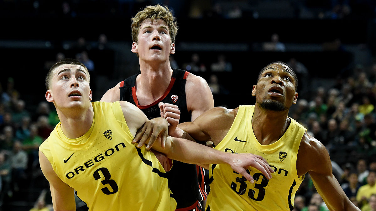 College Basketball Betting Odds & Picks: Where's the Edge in Oregon State vs. Oregon? article feature image