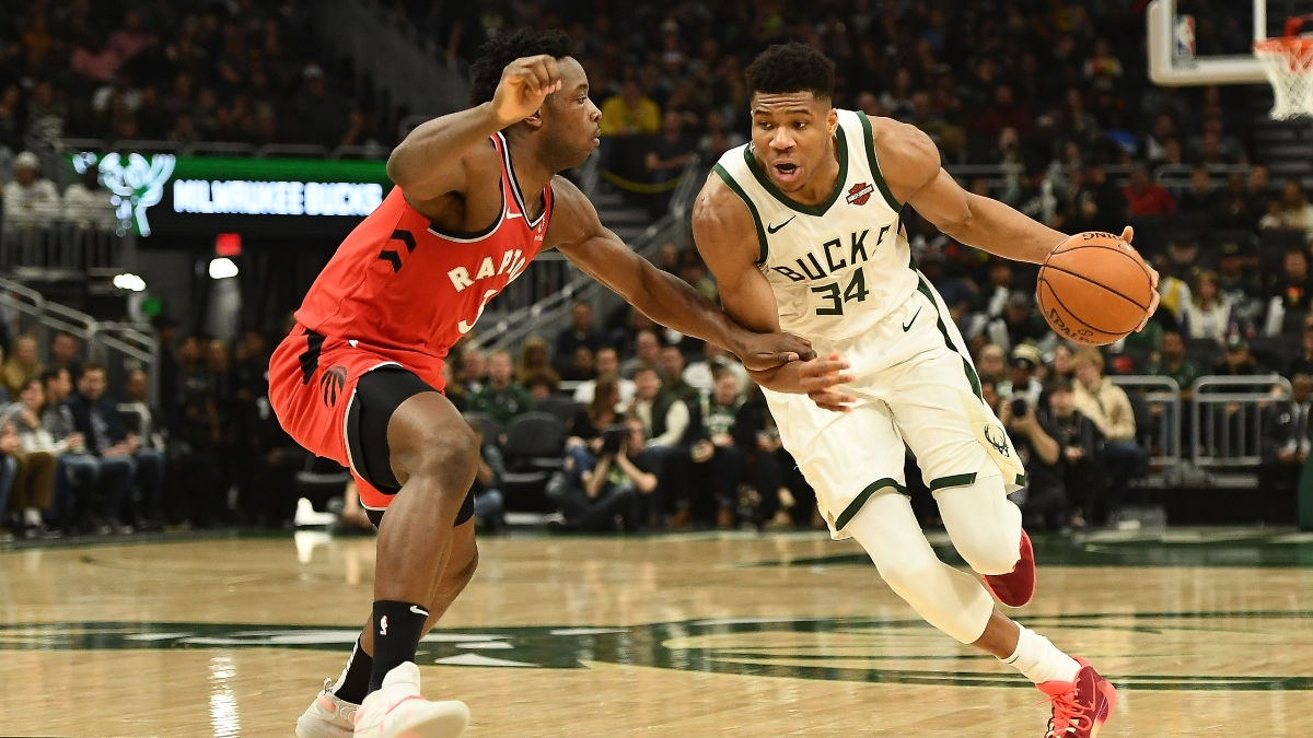 Bucks vs. Raptors Odds, Betting Picks & Predictions: Should You Bet Milwaukee on Back-to-Back? article feature image