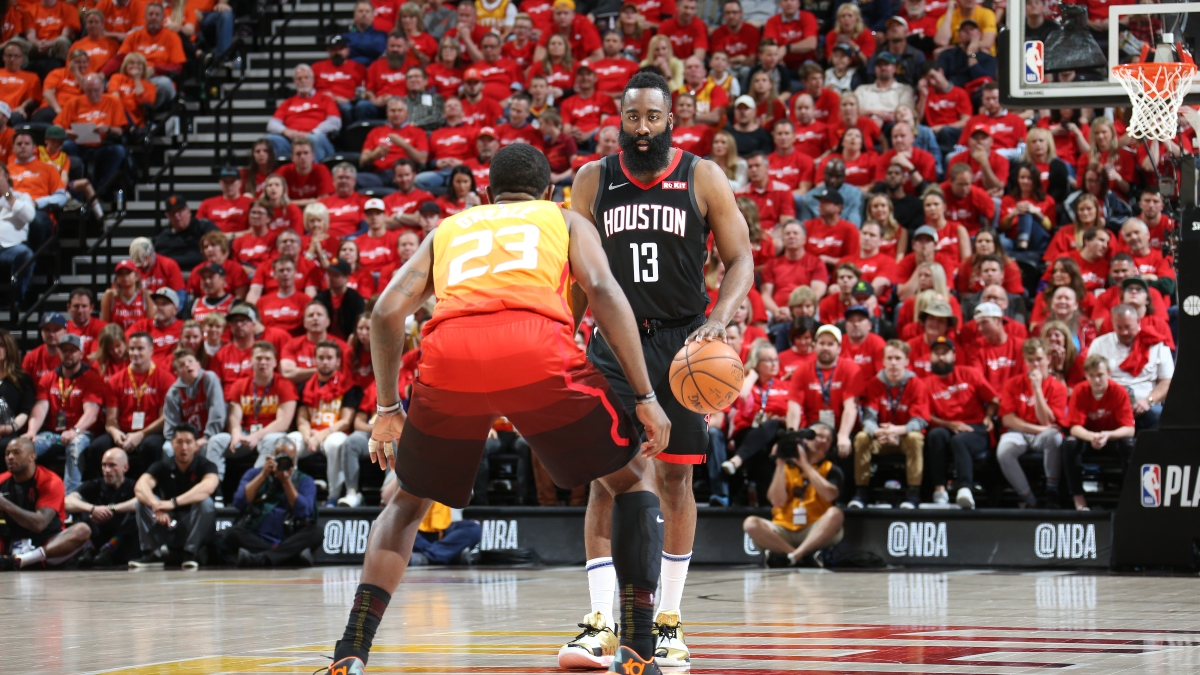 Jazz vs. Rockets Betting Picks, Odds & Predictions: Is the Total Too High? article feature image