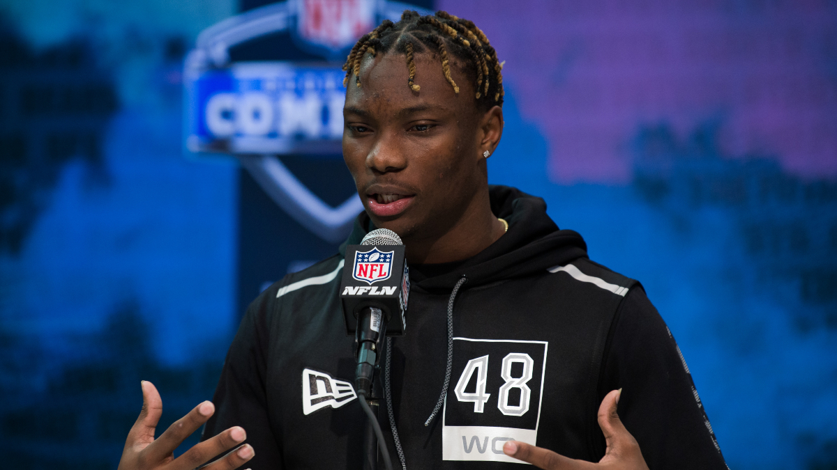 Freedman: My Strategy for Betting 2020 NFL Combine Props article feature image