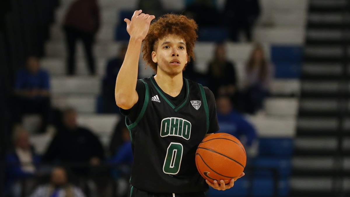 College Basketball Betting Tip: Free Throw Luck Creates Value in Ohio-Western Michigan article feature image