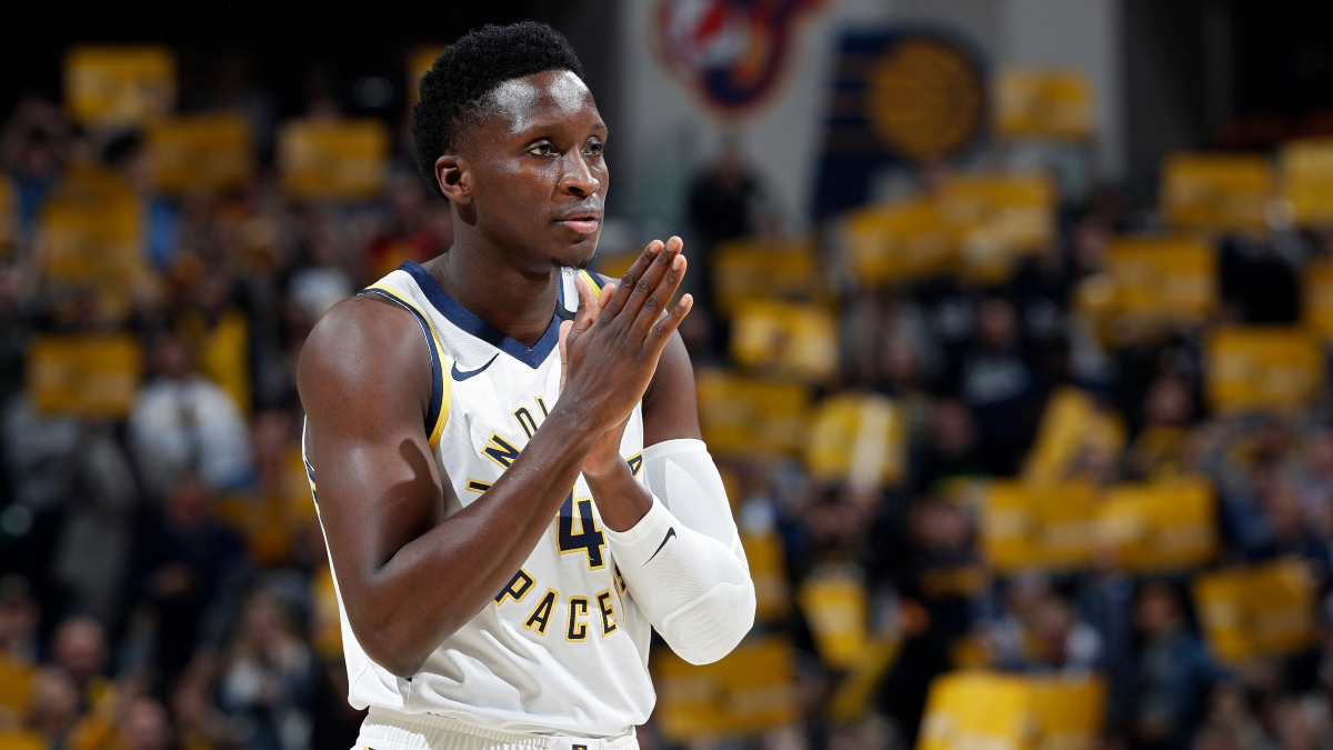 NBA Predictions, Picks & Betting Odds (Monday, Feb. 3): Time to Buy Pacers With Oladipo Back? article feature image