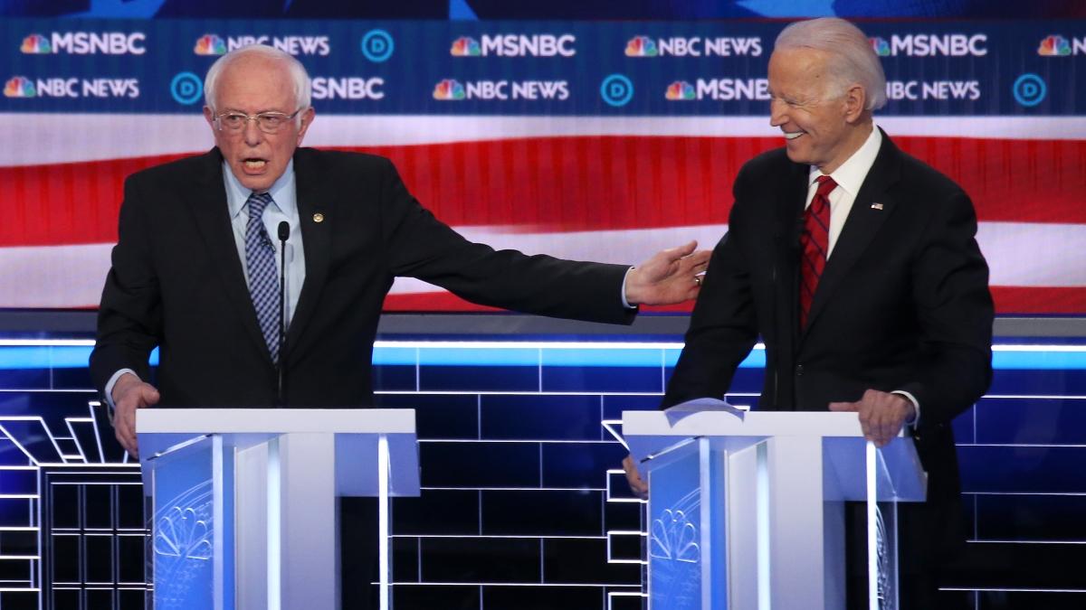 2020 South Carolina Democratic Primary Odds: Bernie Sanders Slight Favorite Over Joe Biden, Field article feature image