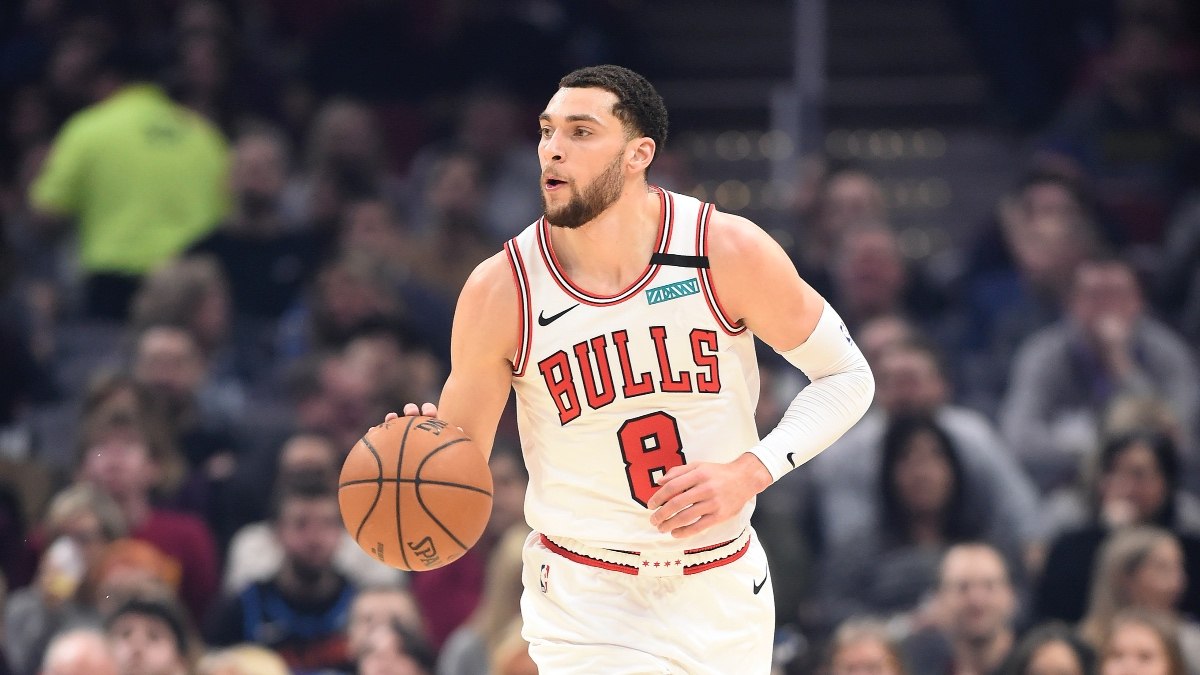 Pelicans vs. Bulls Betting Tip: Well-Rested Teams Undervalued Late in the Season article feature image