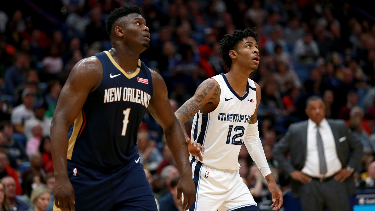 Zion Williamson's Amazing Exploits Won't Dethrone Ja Morant for NBA Rookie of the Year article feature image