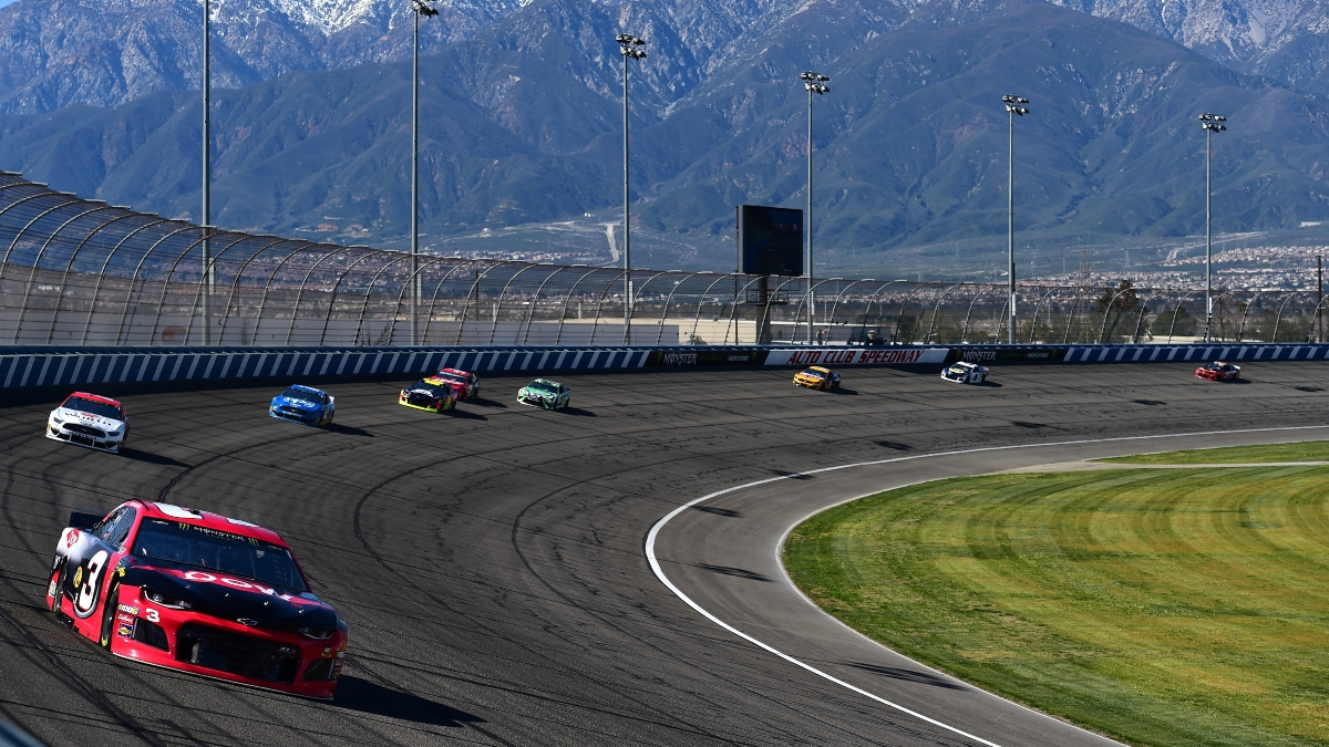 NASCAR Auto Club 400 Betting Picks: 2 Driver Matchups Offering Strong Value at Fontana article feature image