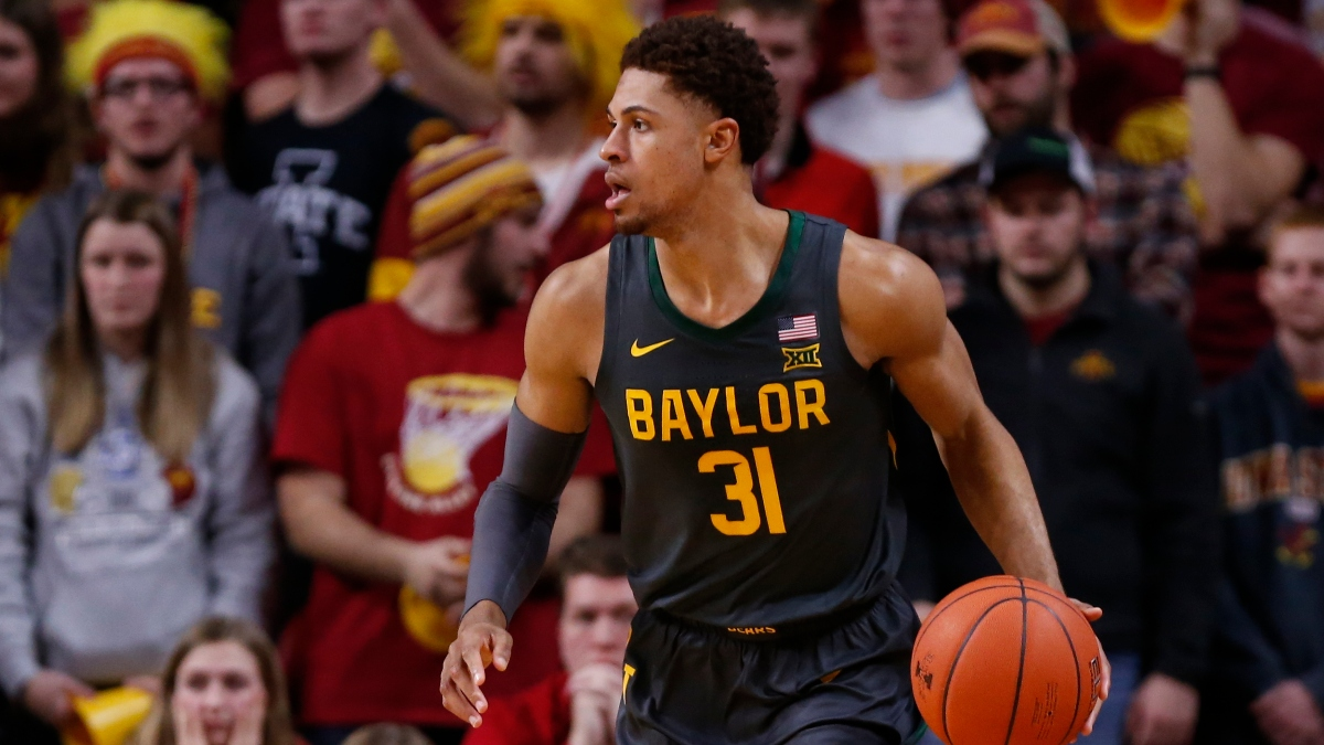 Baylor vs. Texas Sharp Betting Pick (Feb. 10): Sharp vs. Square Showdown in Big 12 article feature image