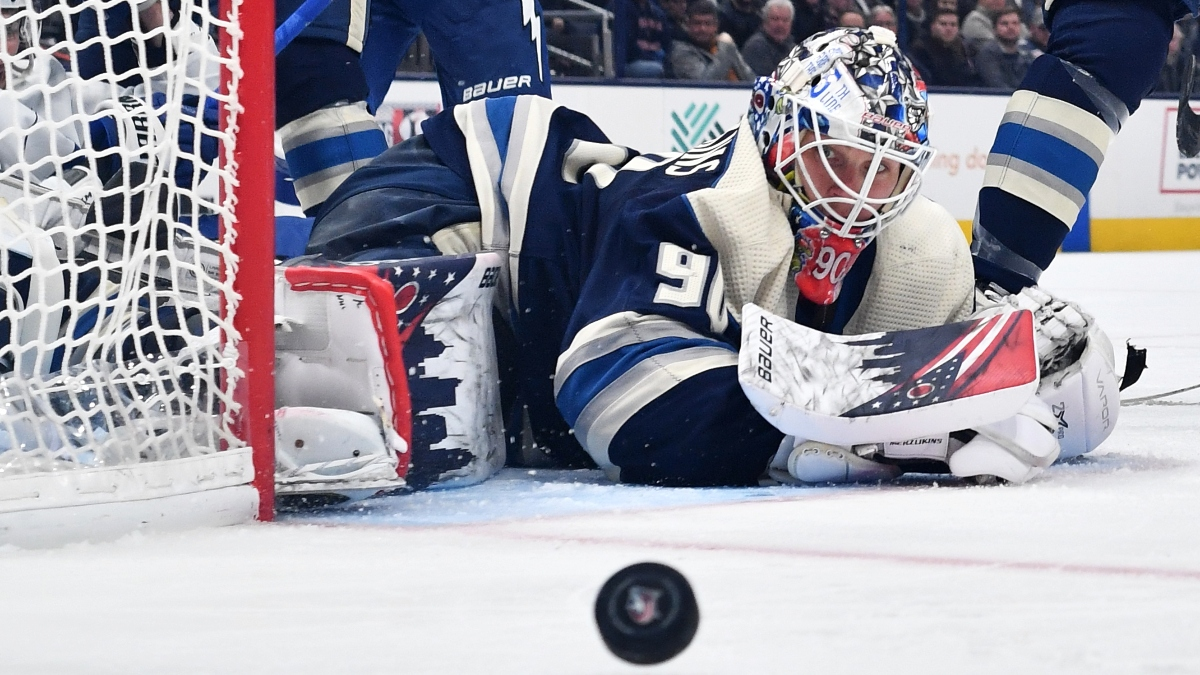 NHL Betting Odds and Picks: Maple Leafs vs. Sabres, Bruins vs. Rangers and More (Sunday, Feb. 16 2020) article feature image