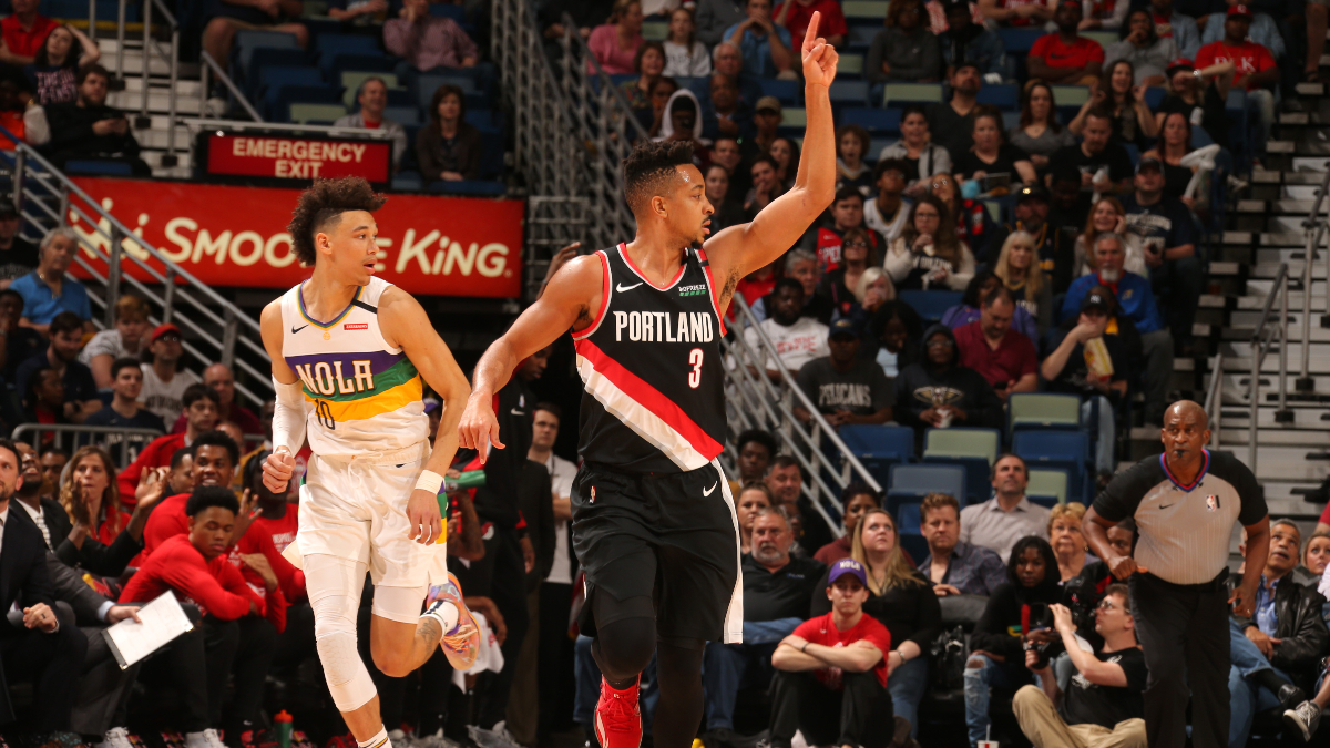 NBA Expert Betting Picks (Friday, Feb. 21): How Our Staff Is Betting Pelicans vs. Trail Blazers, More article feature image