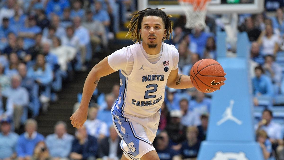 College Basketball Sharp Betting Picks (Feb. 8): Pros Hitting Duke vs. North Carolina, Oklahoma State vs. Baylor, More Saturday Spreads article feature image