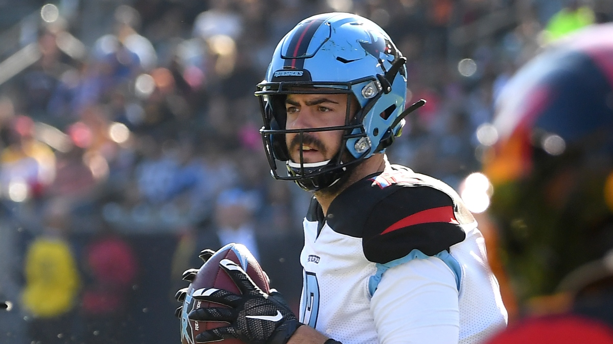Renegades vs. Dragons Odds & Pick: How We're Betting Saturday's XFL Game article feature image
