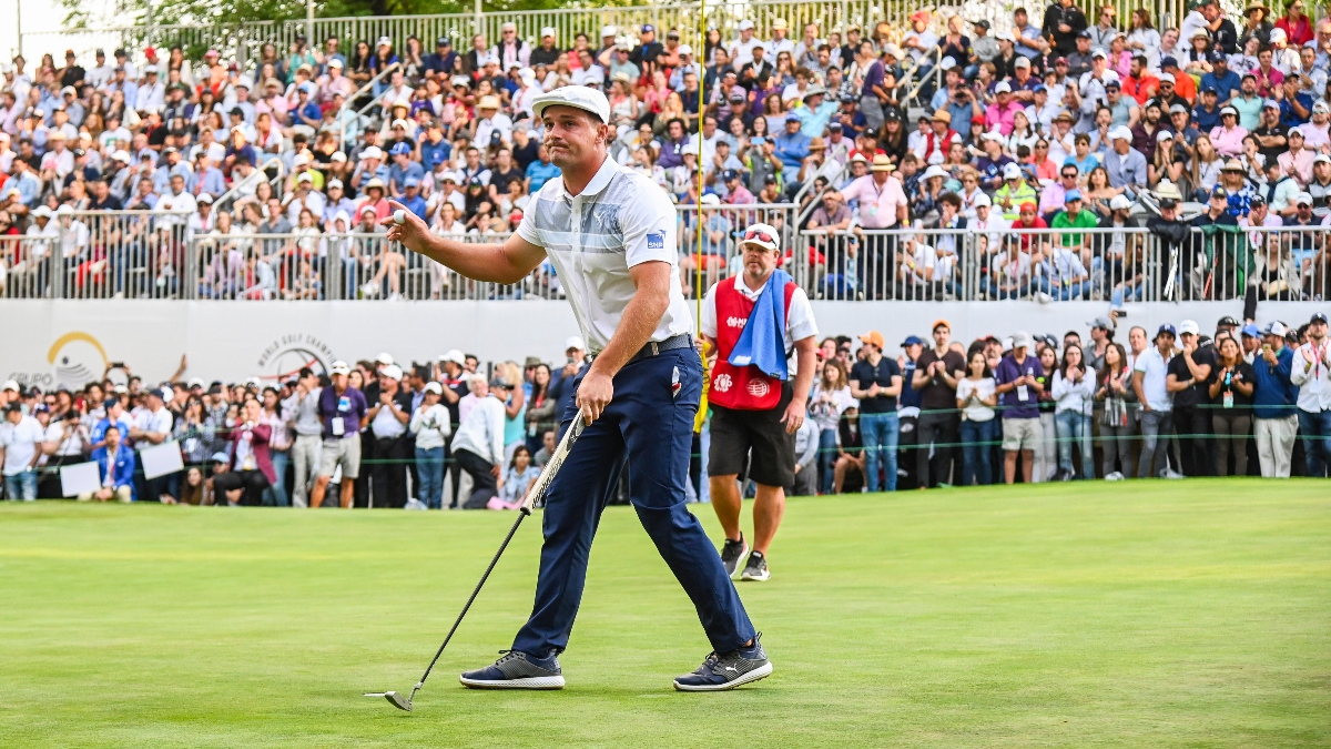 Indiana Sports Betting Offers: Win $100 if Bryson DeChambeau Makes ONE Birdie! article feature image