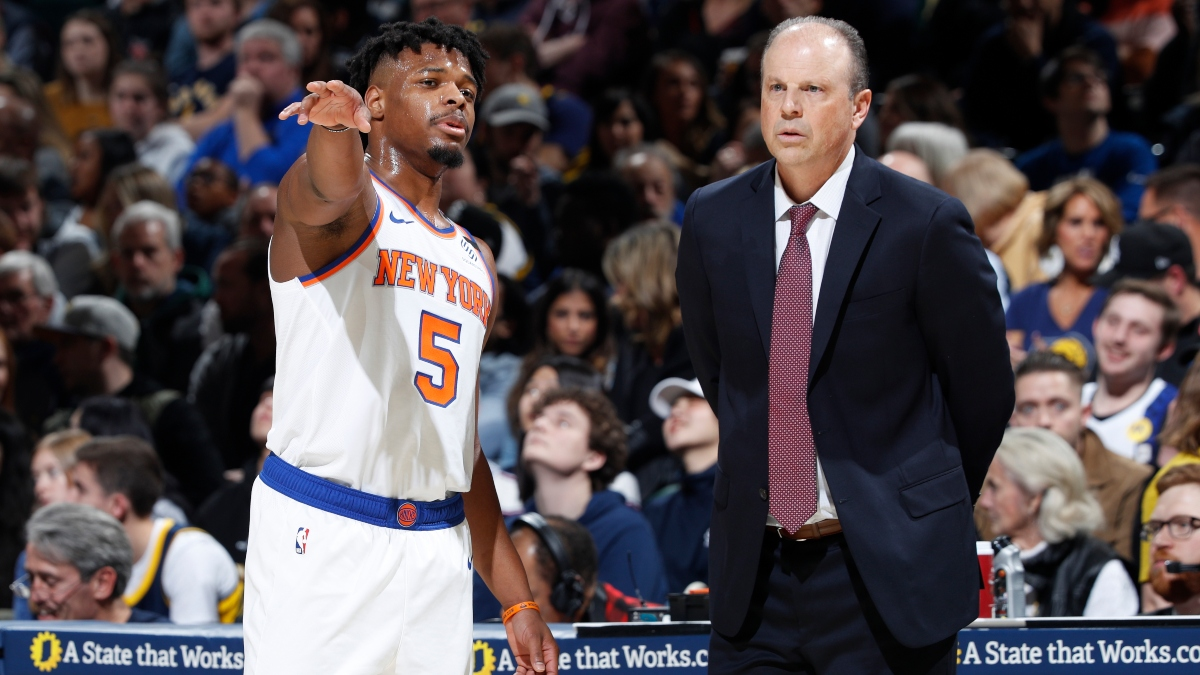 Moore's Saturday Angles: Should You Seriously Bet on the Knicks Tonight? article feature image