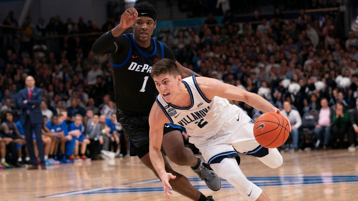 Villanova at Xavier Odds & Betting Pick: Wildcats Due for Shooting Regression article feature image