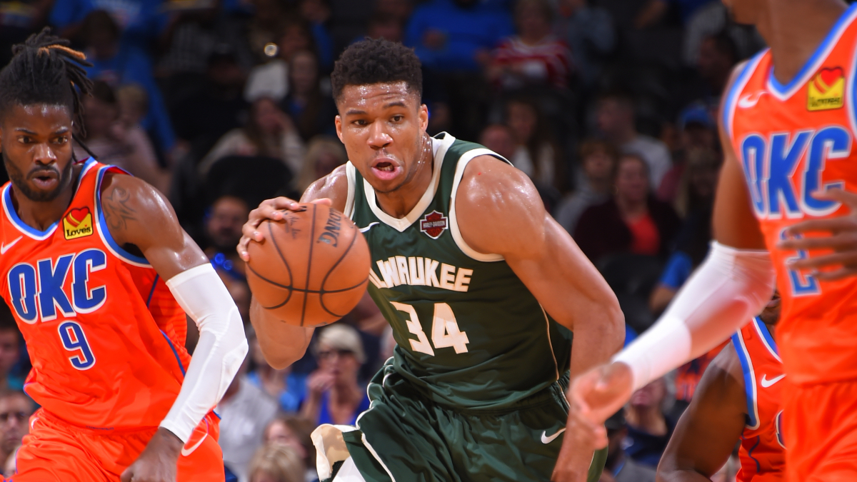 Thunder vs. Bucks Odds, Picks & Betting Predictions: Will Giannis & Co. Dominate OKC's Underrated Squad? article feature image