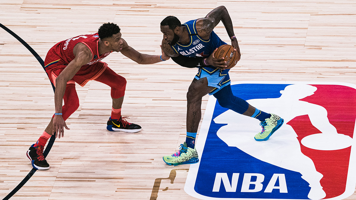 Wob: How to Make the NBA's New All-Star Game Format Even Better article feature image