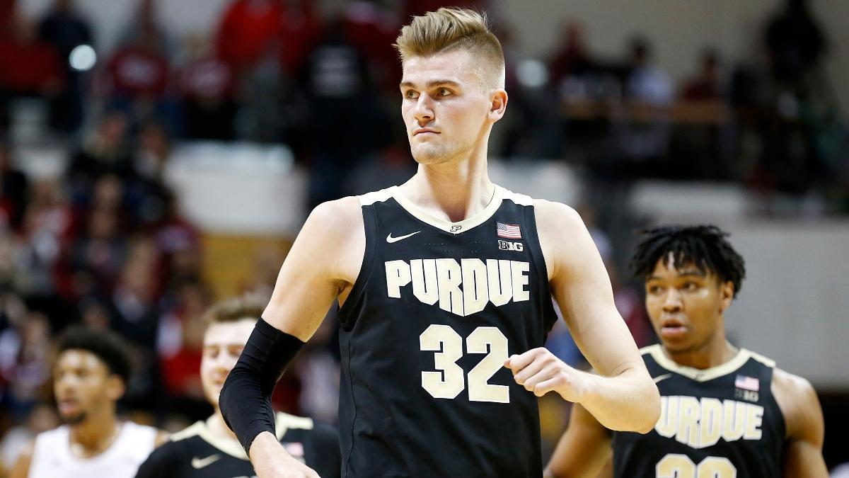 College Basketball Sharp Betting Picks (Feb. 22): Pros Hitting Texas vs. Kansas State, Michigan vs. Purdue article feature image