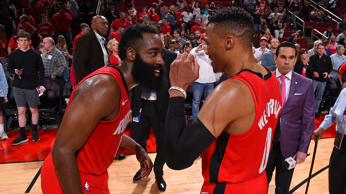 The Houston Rockets Went All-In on Smallball and It Might Just Work article feature image