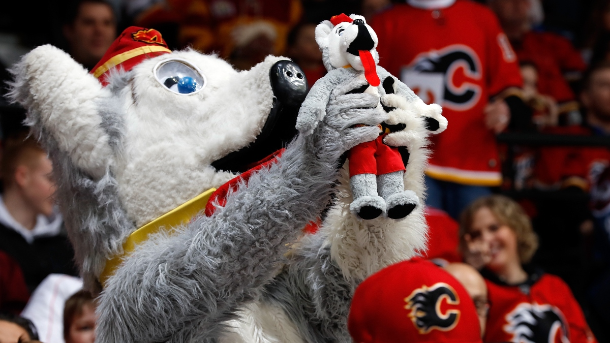 NHL Betting Odds and Picks: Blackhawks vs. Flames, Oilers vs. Panthers and More (Saturday, Feb. 15) article feature image