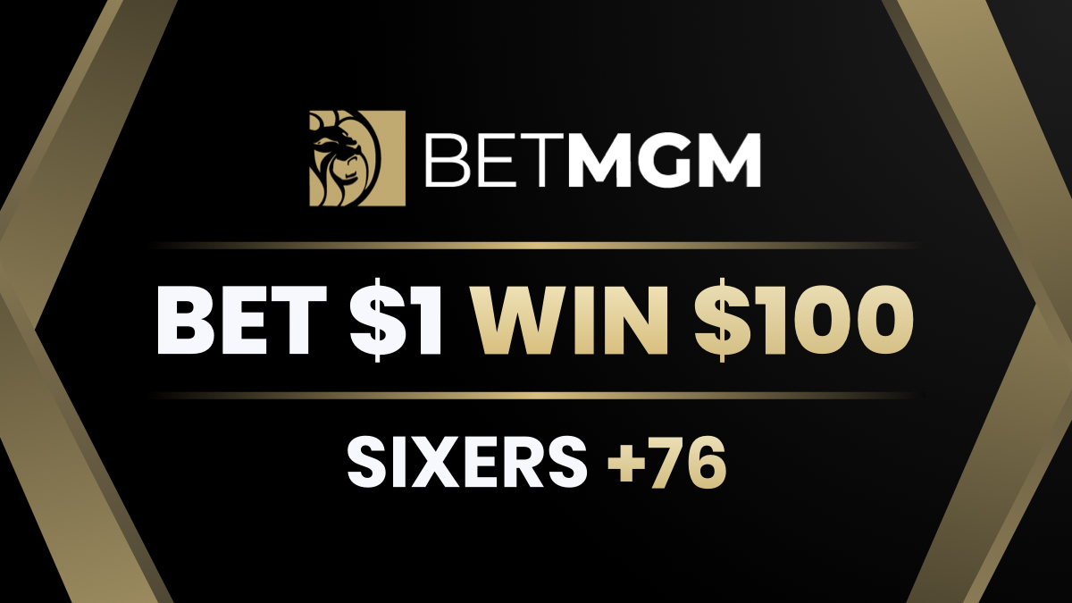 76ers vs. Clippers Odds Boosts: Bet 76ers +76 & Win $100 at BetMGM article feature image