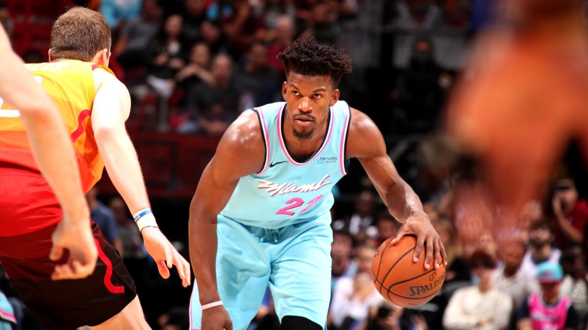 NBA Sharp Betting Picks (Feb. 12): Heat vs. Jazz Among 3 Games Drawing Pro Money Wednesday article feature image