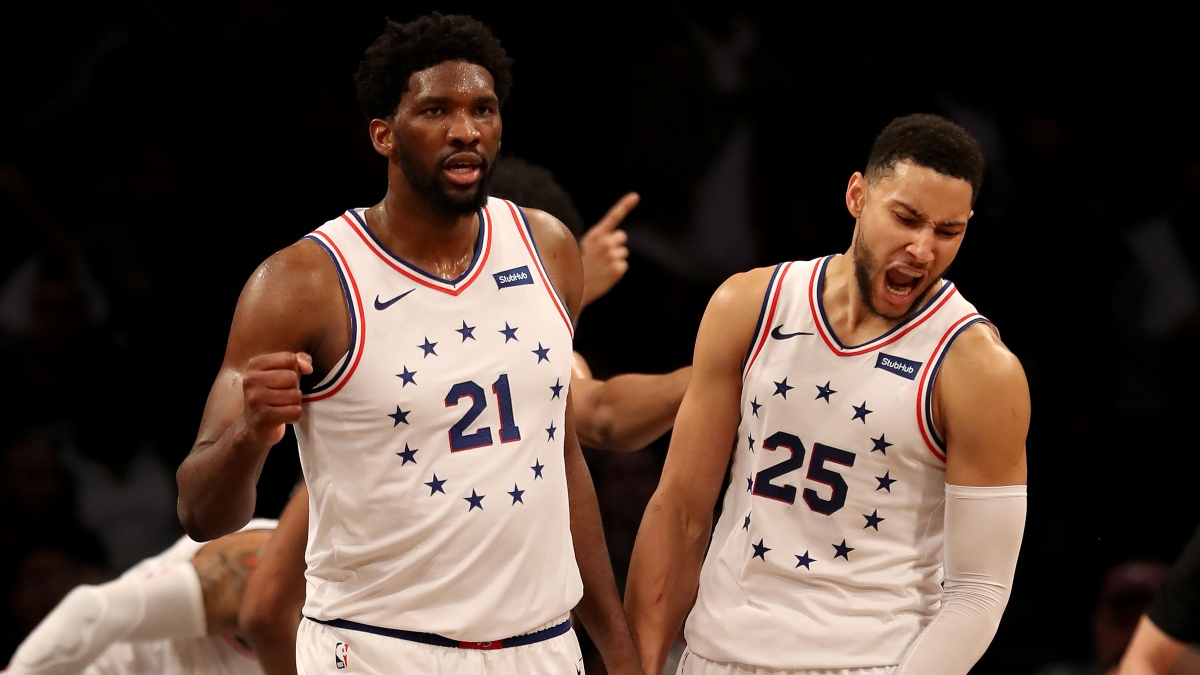 76ers vs. Cavaliers Betting Odds & System Pick: How to Exploit Tanking Into NBA Spread Value article feature image
