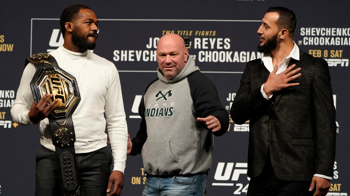 UFC 247 Odds, Picks & Predictions: Best Bets for Jon Jones vs. Dominick Reyes article feature image