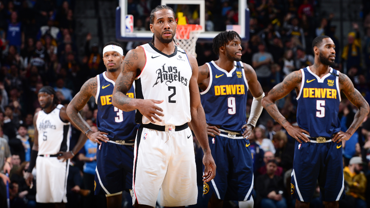 Nuggets vs. Clippers Odds, Picks & Betting Predictions: How We're Betting Friday's Western Conference Clash article feature image
