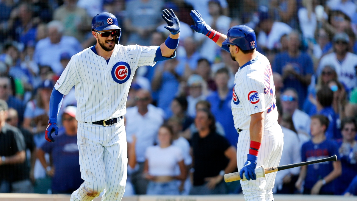 MLB Opening Day Odds, Picks & Promotions: Bet on the Cubs and Get $250 FREE! article feature image