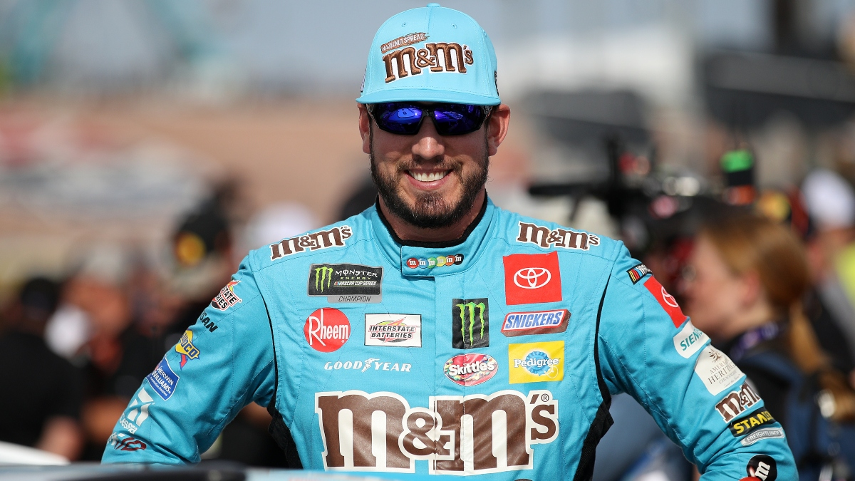 Kyle Busch Daytona 500 Odds: Futures, Matchups, Prop Bets & Driver Ranking article feature image