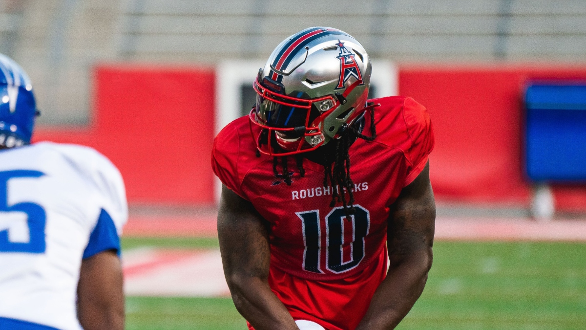Los Angeles Wildcats vs. Houston Roughnecks XFL Betting Odds, Pick & Analysis article feature image