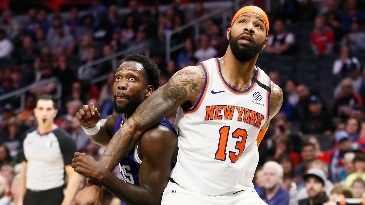NBA Trade Deadline Updates: Marcus Morris Headed to Los Angeles, Clippers Odds Improve article feature image