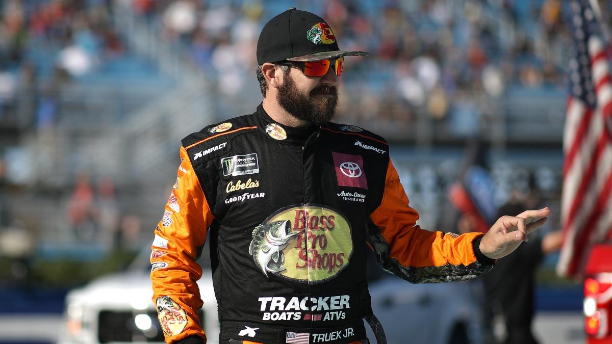 Martin Truex Jr. Daytona 500 Odds: Futures, Matchups, Prop Bets & Driver Ranking article feature image