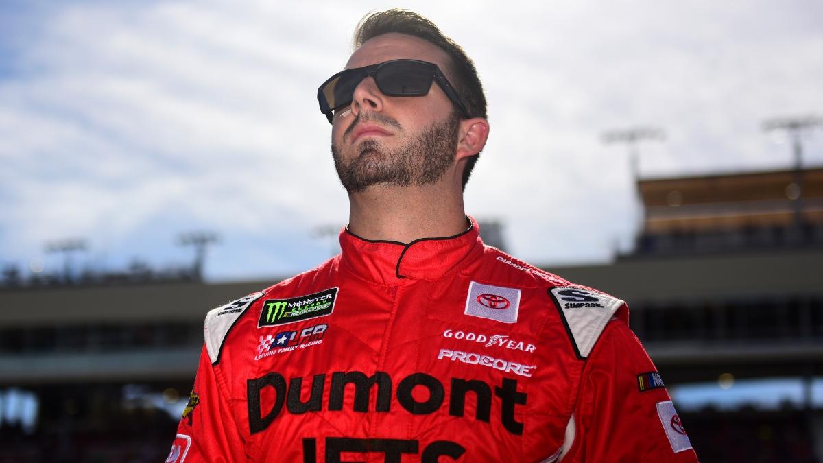 Matt DiBenedetto Daytona 500 Odds: Futures, Matchups, Prop Bets & Driver Ranking article feature image